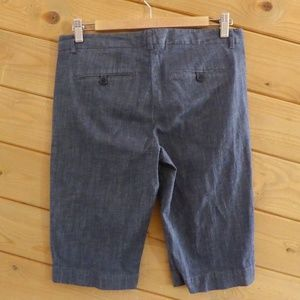 Theory Bermuda Pants Shorts Palmer SC Africa 6